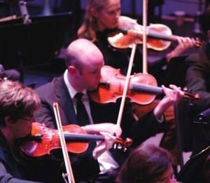Teo with Tacoma Symphony